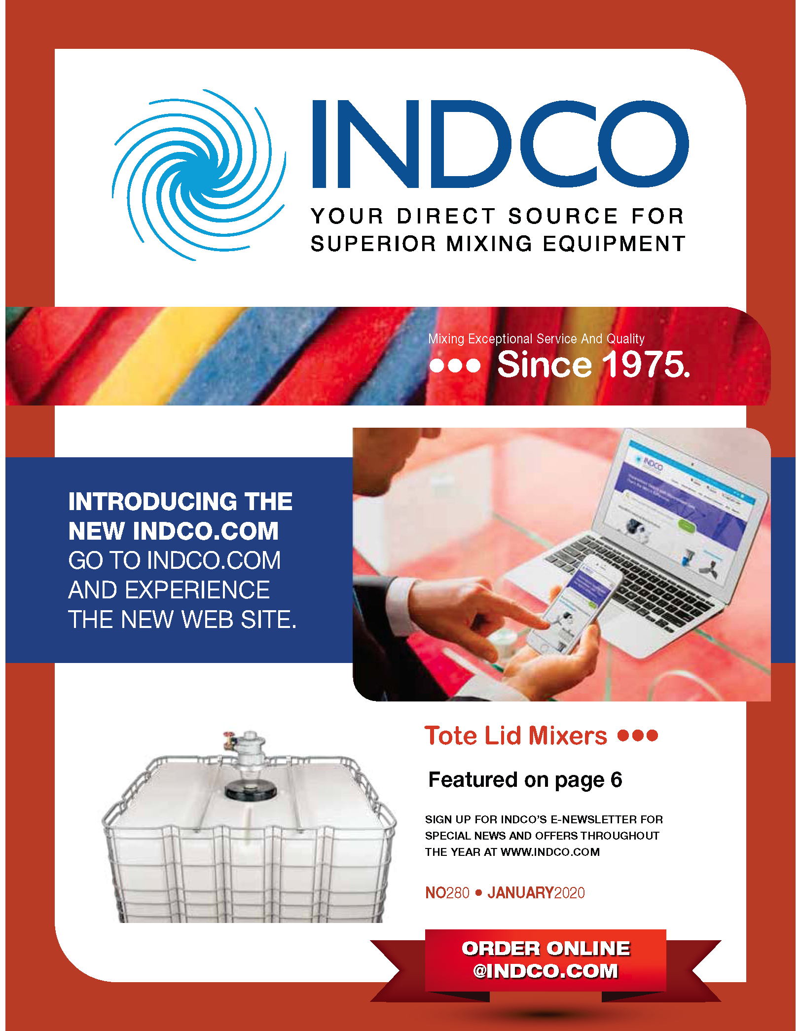 INDCO Product Catalog January 2020