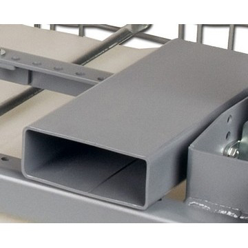 Forklift Channel for Bracket-Mount Tote Mixers