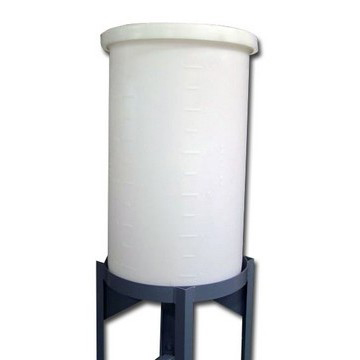 1000-Gallon Flat Bottom Polyethylene Tank Stand