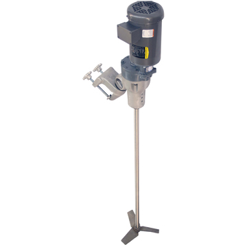 Heavy Duty Clamp Mount Mixers