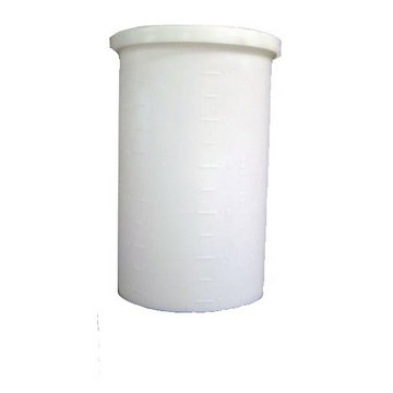 1000-Gallon Flat Bottom Polyethylene Tank Image